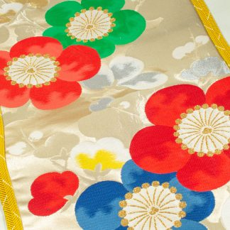 "Custom Denim Jacket - ""Flower Wall"""