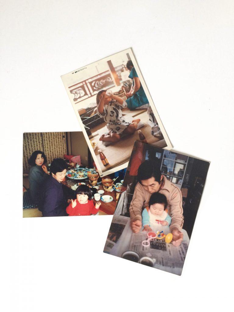 Yumi retro photos