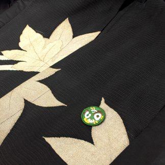 """Kimono Style Coat - """"Gold Leaf"""""""