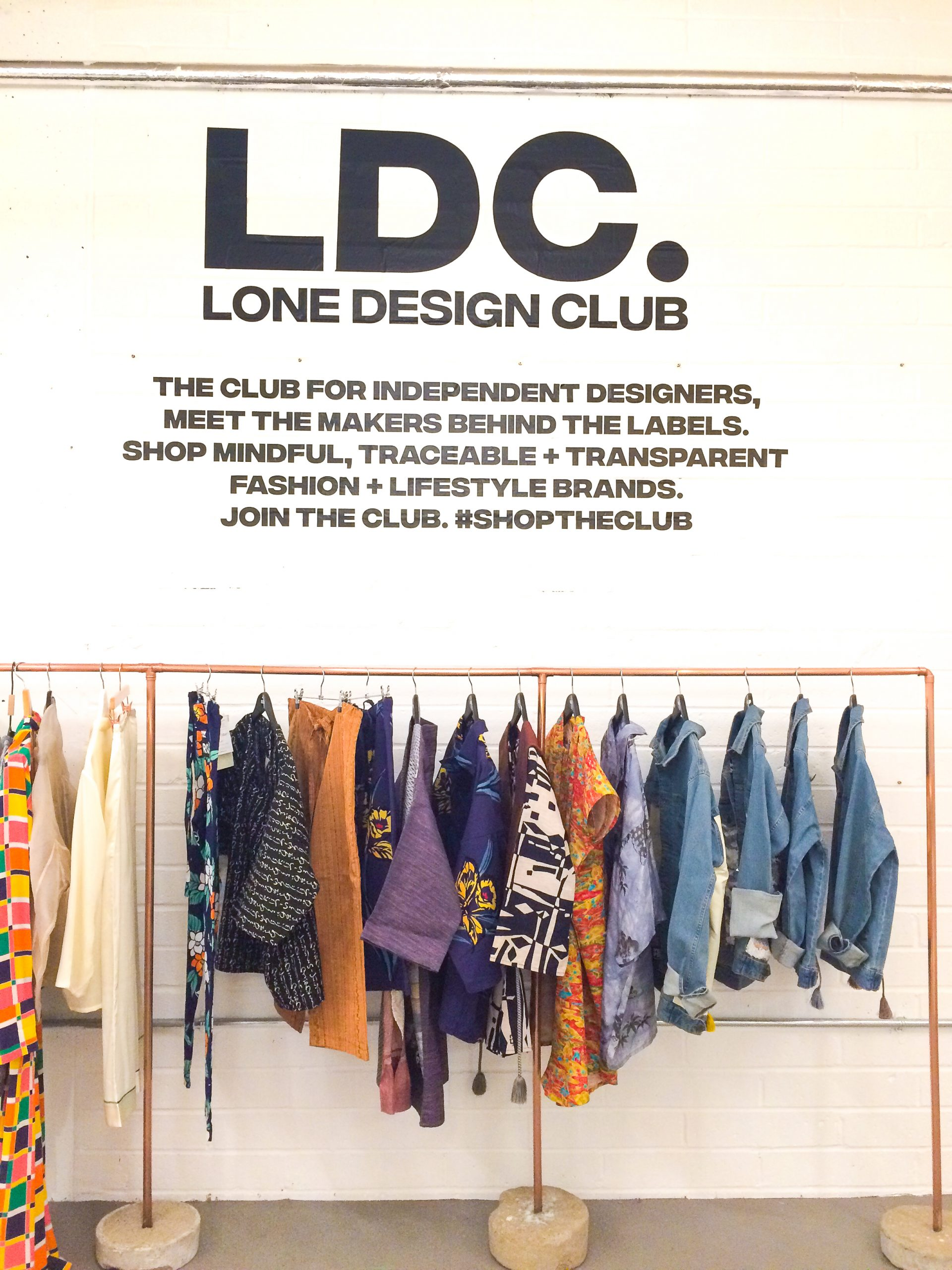 LDC and 4649.REC Spring 2021 PopUp at Islington Square