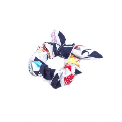 Upcycled Scrunchies with Bow