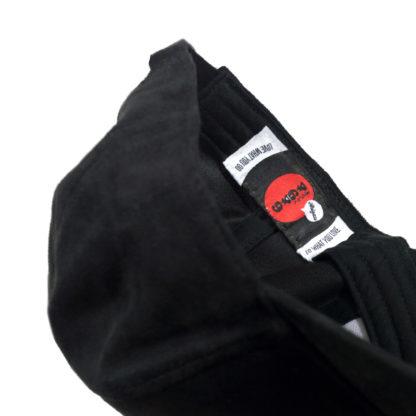 Strapback Logo Cap - inside
