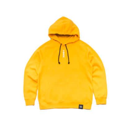 Pullover Hoodie (Yellow) #JunglePanda - front