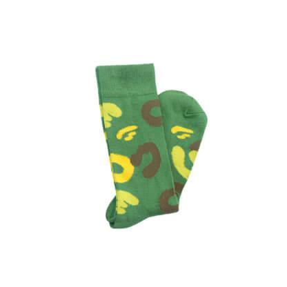Camouflage Bamboo Socks #JungleCamo