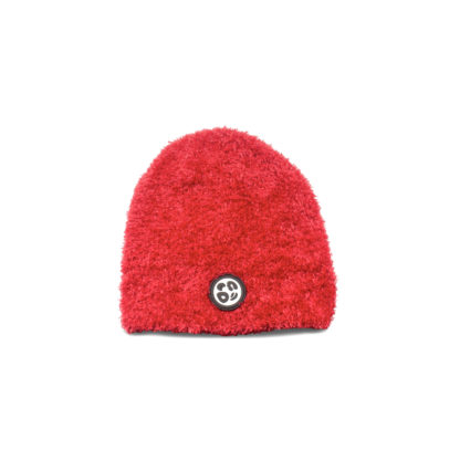 Fuzzy Jazz Hat (Red) - front