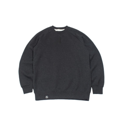 Charcoal Sweatshirt Jumper #TribeCamo - front