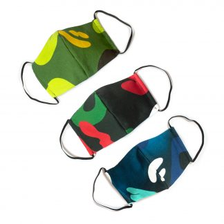 Camouflage Face Mask - bundle