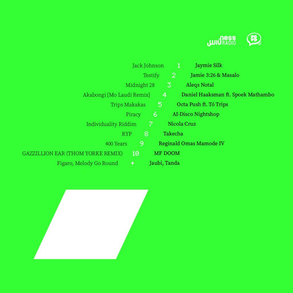 bc 10/10 (4649WW #123) Tracklist